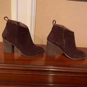 "BP ""Trolley"" Ankle booties"